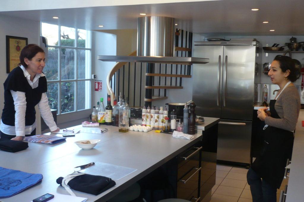 キッチンスタジオの様子