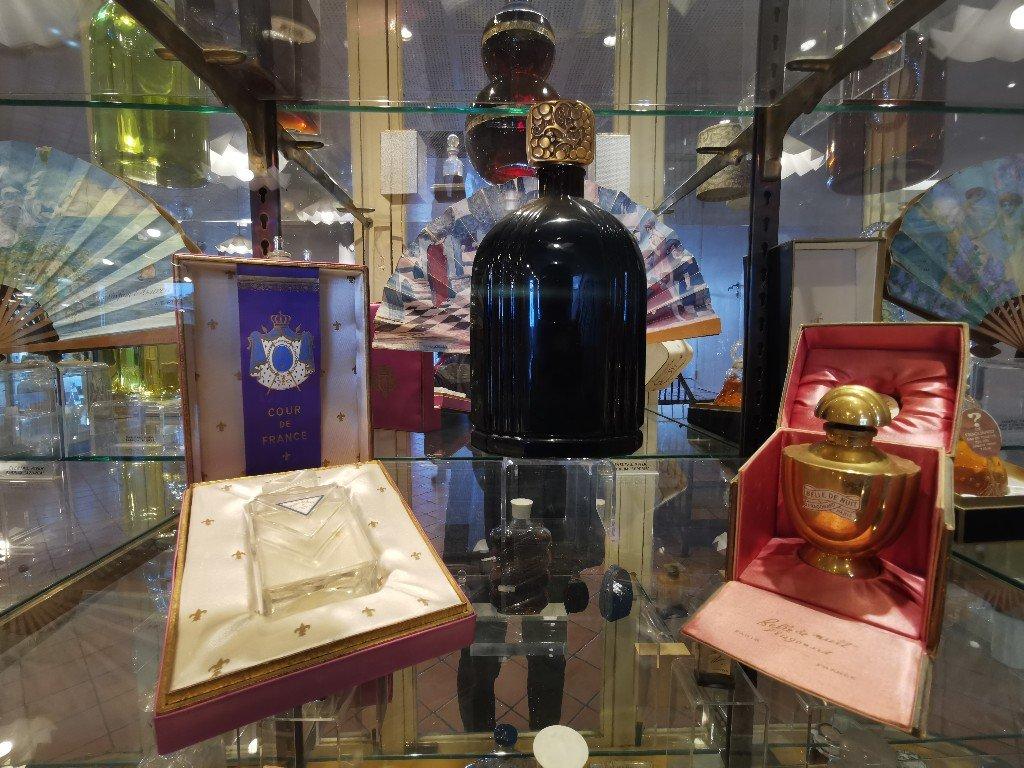 エズ村のフラゴナールの香水工場